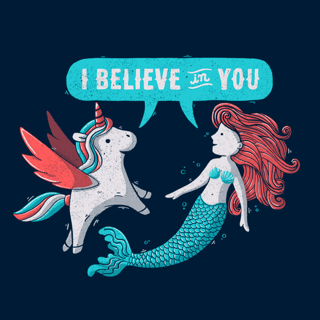 Pampling: I Believe In You
