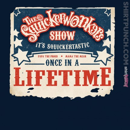 ShirtPunch: The Squicker- wonkers