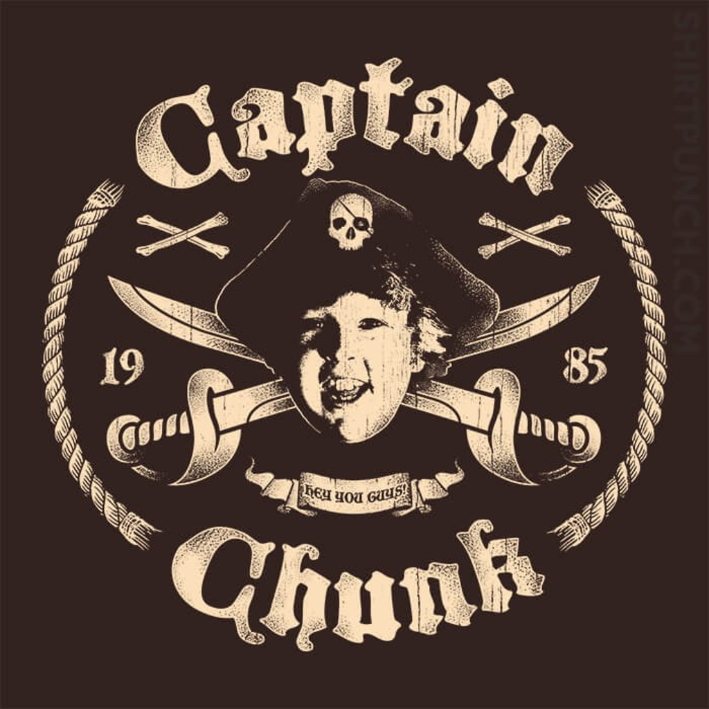 ShirtPunch: Captain Chunk