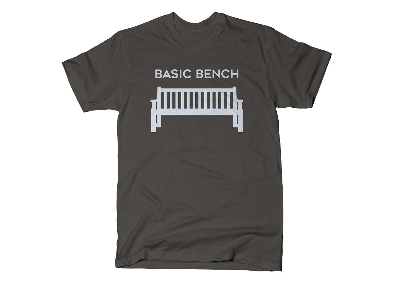 SnorgTees: Basic Bench