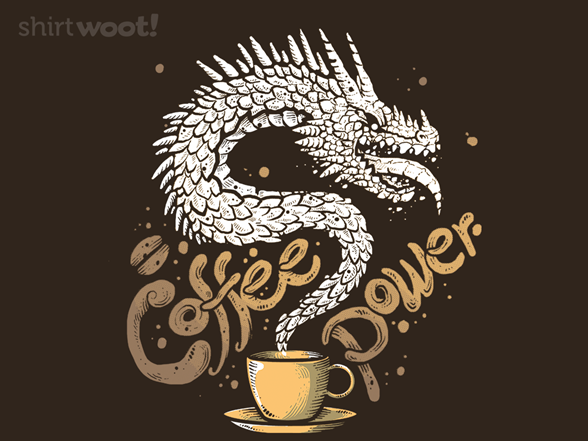 Woot!: Coffee Power