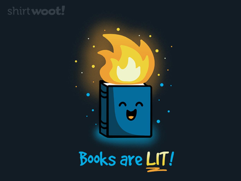 Woot!: LITerature