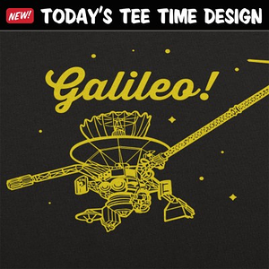 6 Dollar Shirts: Galileo
