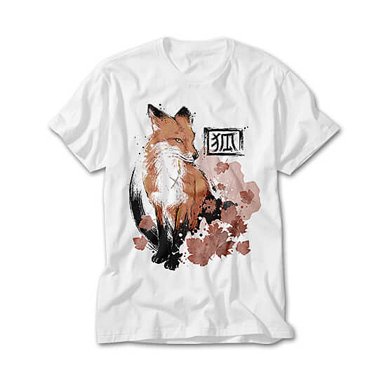 OtherTees: Red Fox