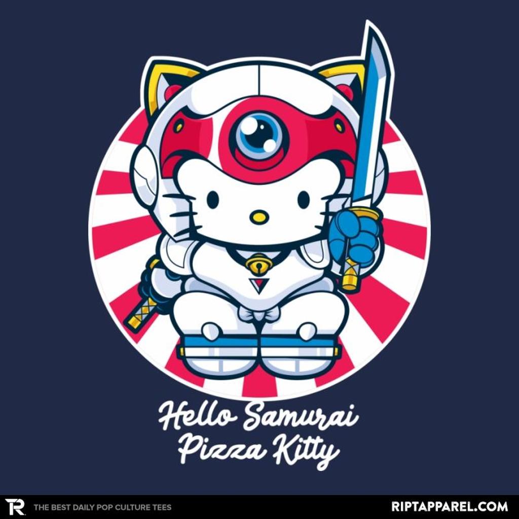 Ript: Hello Samurai Pizza Kitty