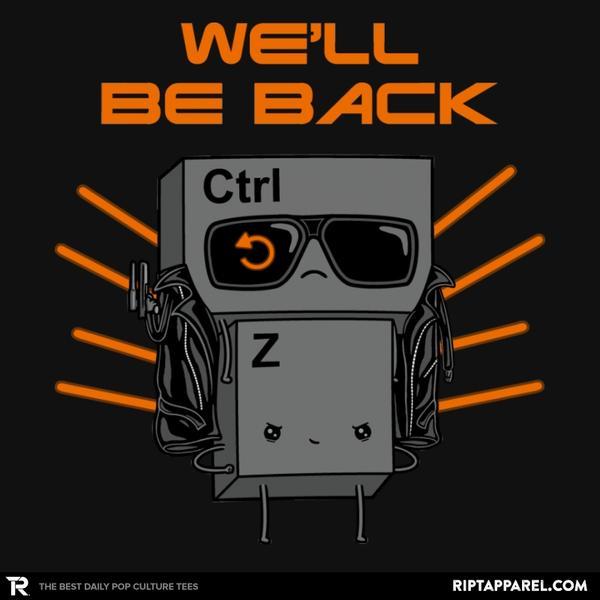 Ript: We'll Be Back