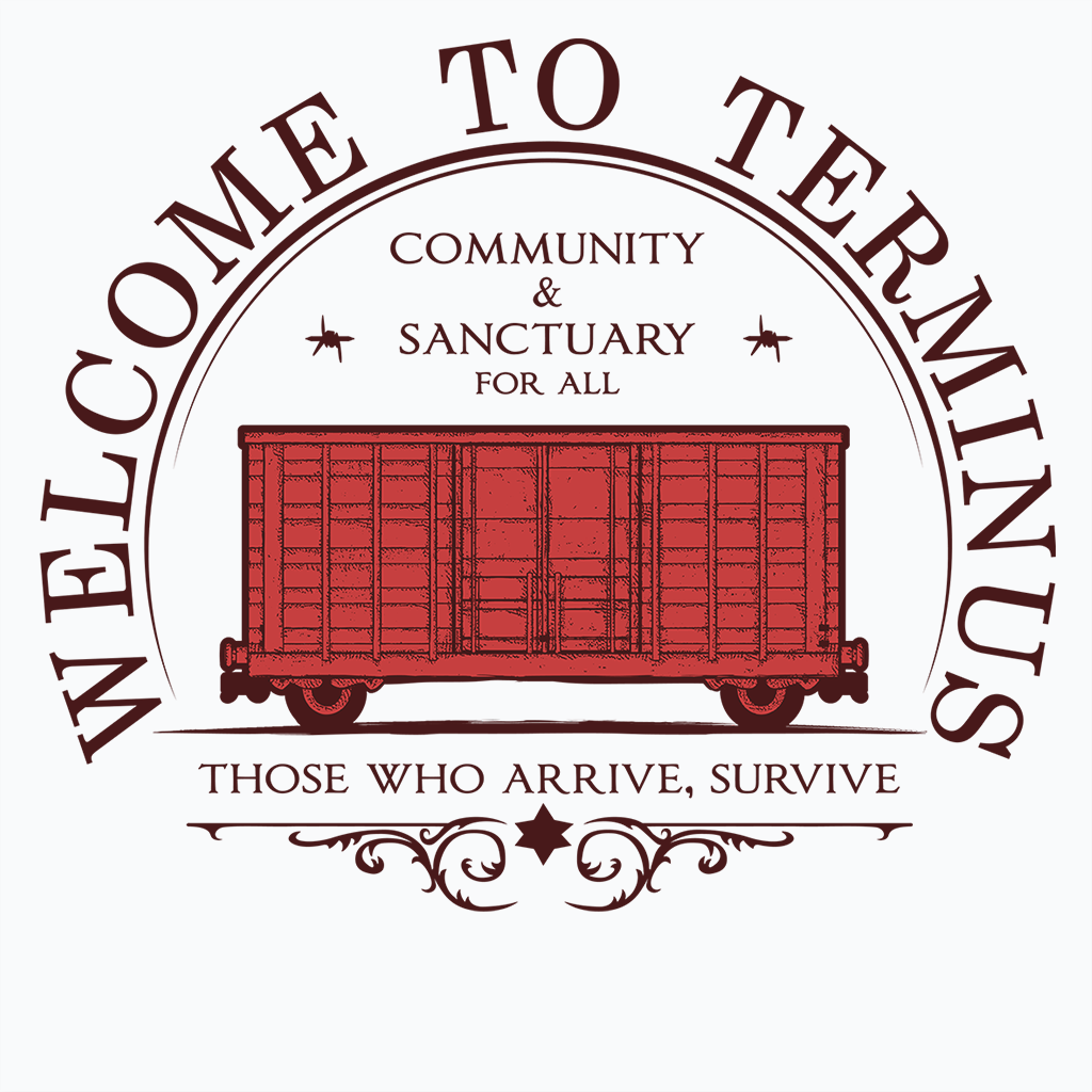 Pop-Up Tee: Welcome to Terminus
