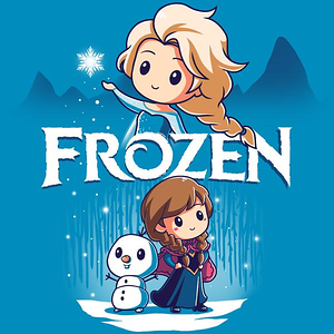 TeeTurtle: Disney Frozen