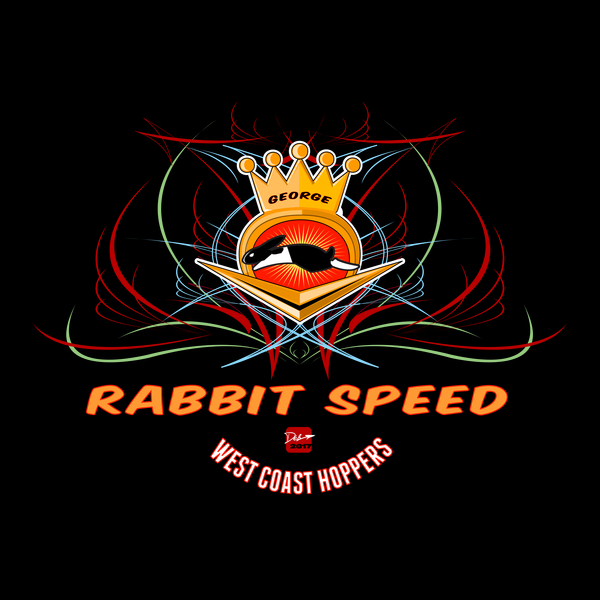 NeatoShop: Rabbit Speed Kustoms Emblem