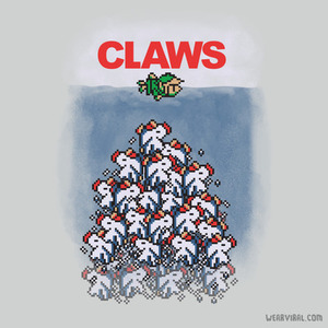 Wear Viral: Claws