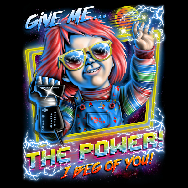 NeatoShop: Give Me the Power