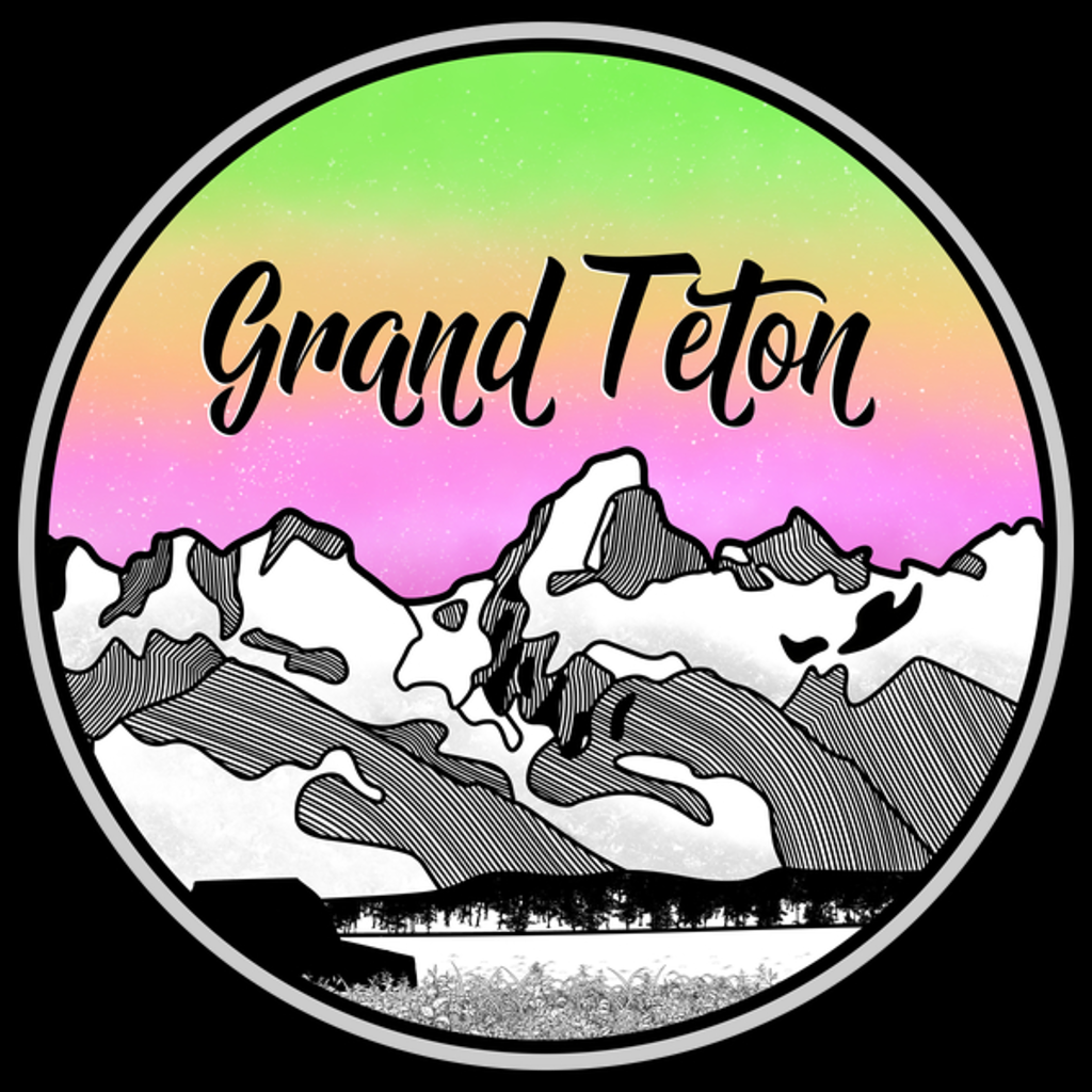 NeatoShop: Grand Teton