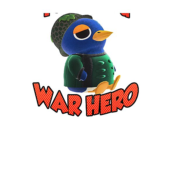 RedBubble: Yeah, I'm A War Hero Roald Full Text