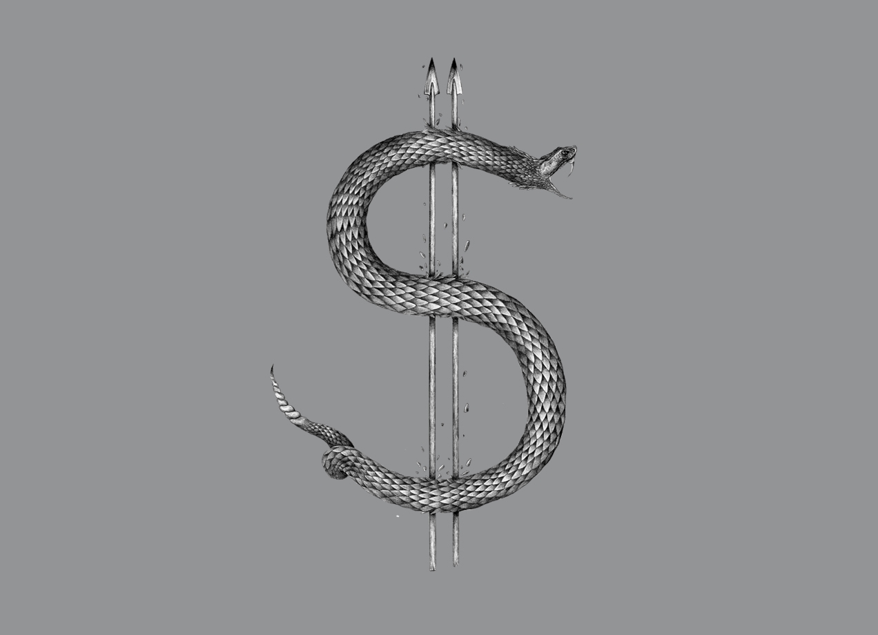 Threadless: Greed