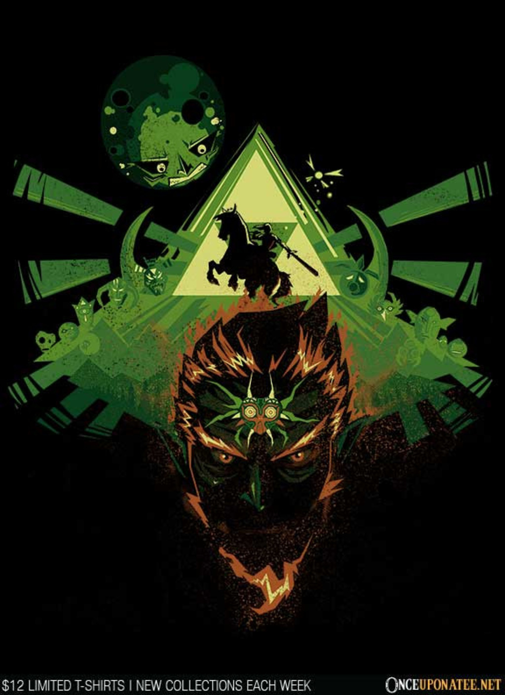 Once Upon a Tee: Link's Nightmare