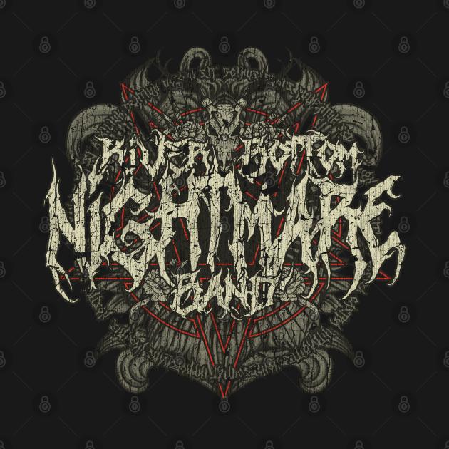 TeePublic: Riverbottom Nightmare Band