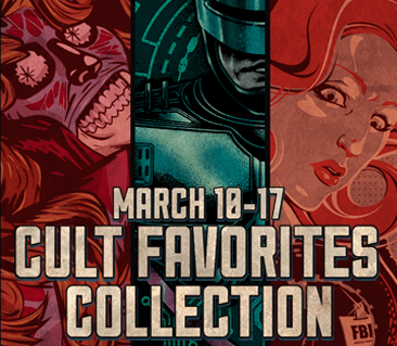 TeeFury: The Cult Favorites Collection