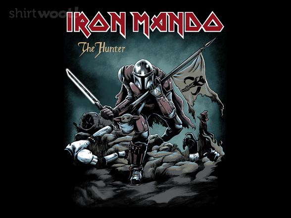 Woot!: Iron Mando: The Hunter