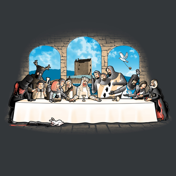 NeatoShop: Holy Grial dinner