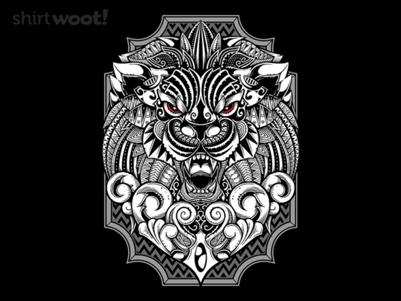 Woot!: Barbarian Lion