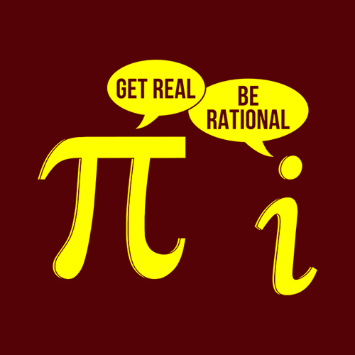 Five Finger Tees: Get Real, Be Rational