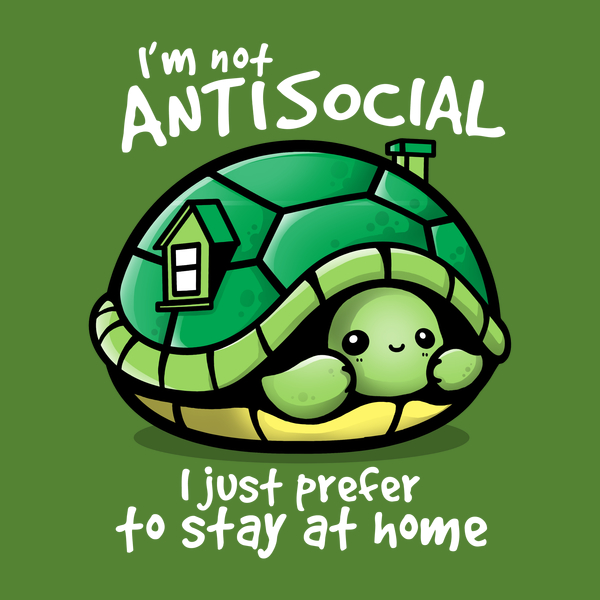 NeatoShop: Antisocial turtle