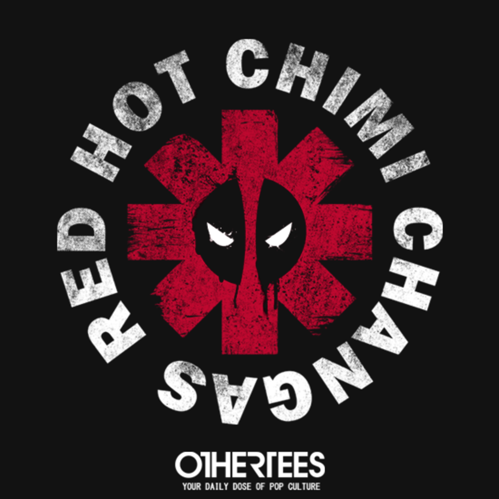 OtherTees: Red Hot Chimi Changas