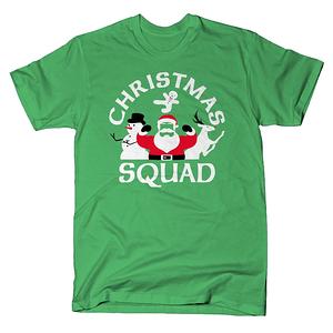 SnorgTees: Christmas Squad