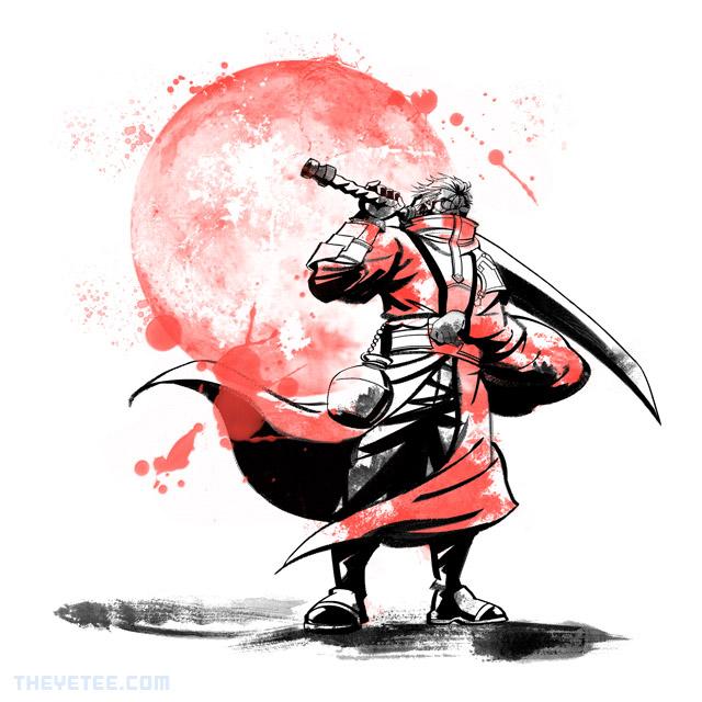 The Yetee: Final Samurai