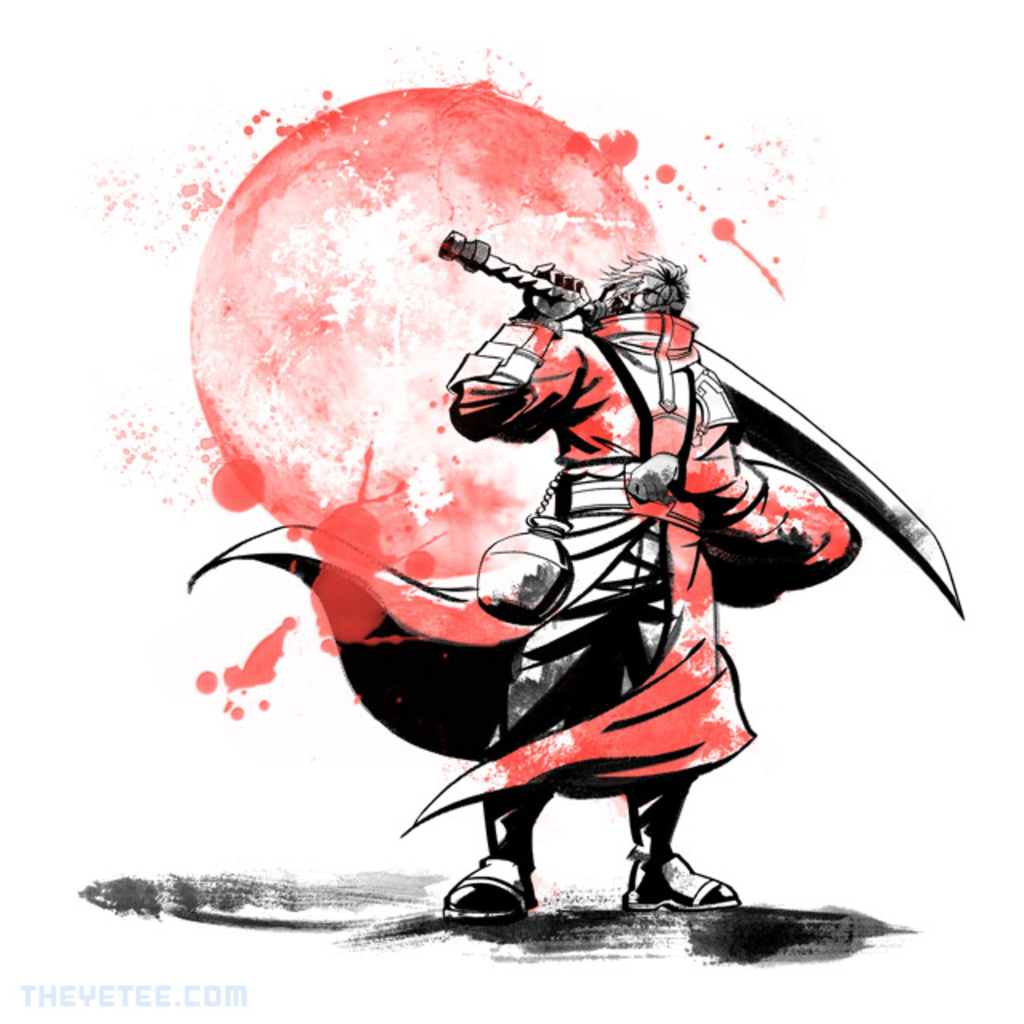 The Yetee: Final Samurai