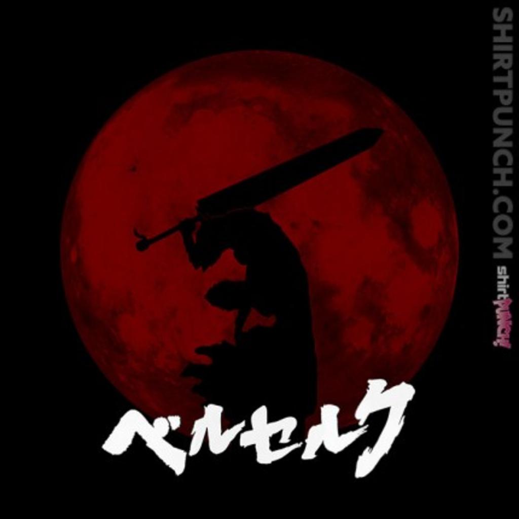 ShirtPunch: Blood Moon