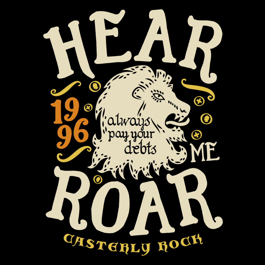 Pop-Up Tee: House of Lions