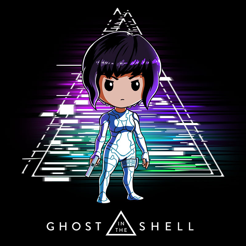 TeeTurtle: Ghost in the Shell