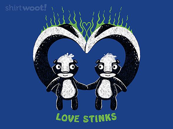 Woot!: Love Stinks