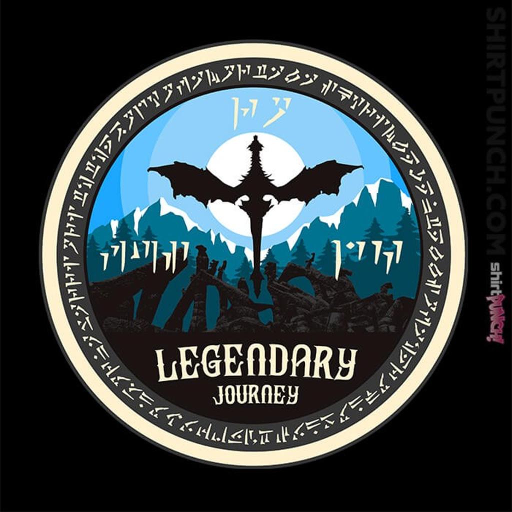 ShirtPunch: Legendary Journey