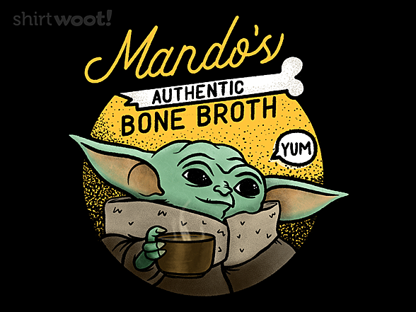 Woot!: Mando's Authentic Bone Broth