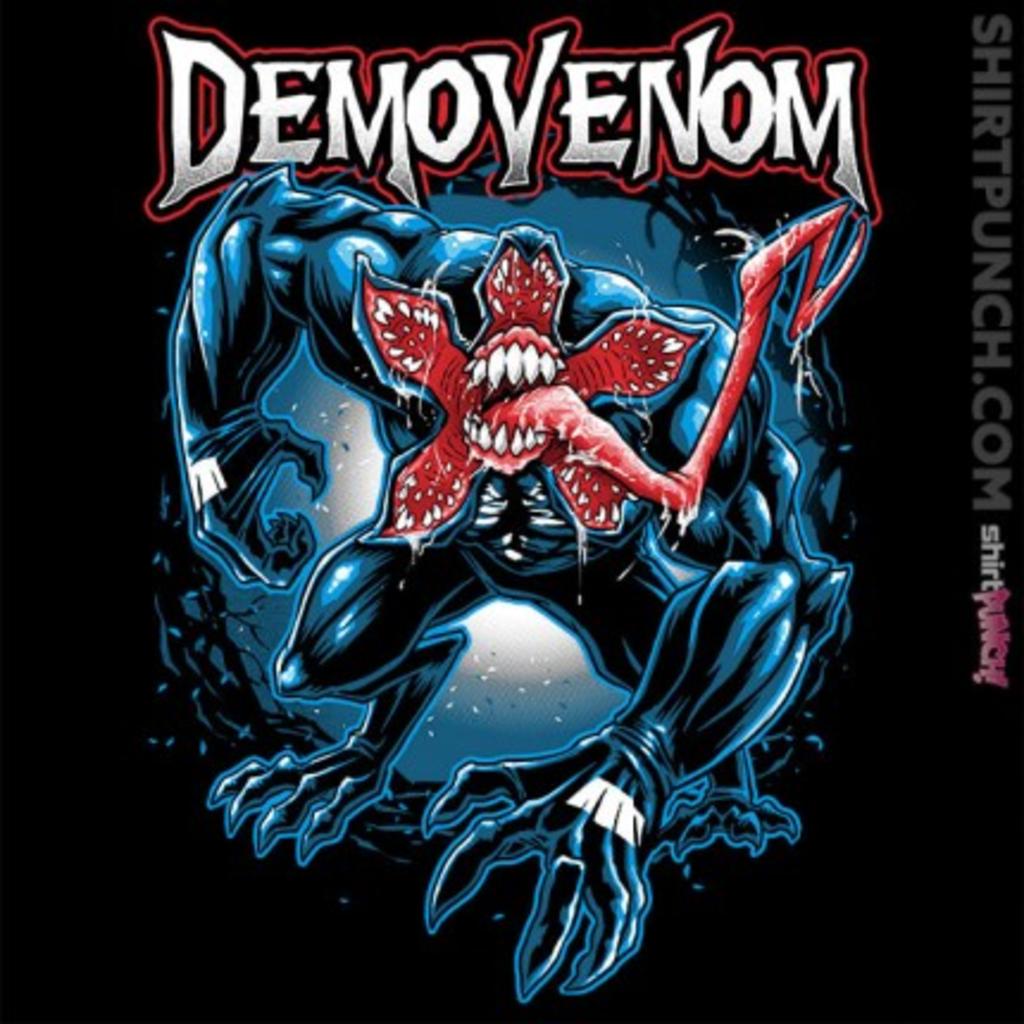 ShirtPunch: DEMOVENOM