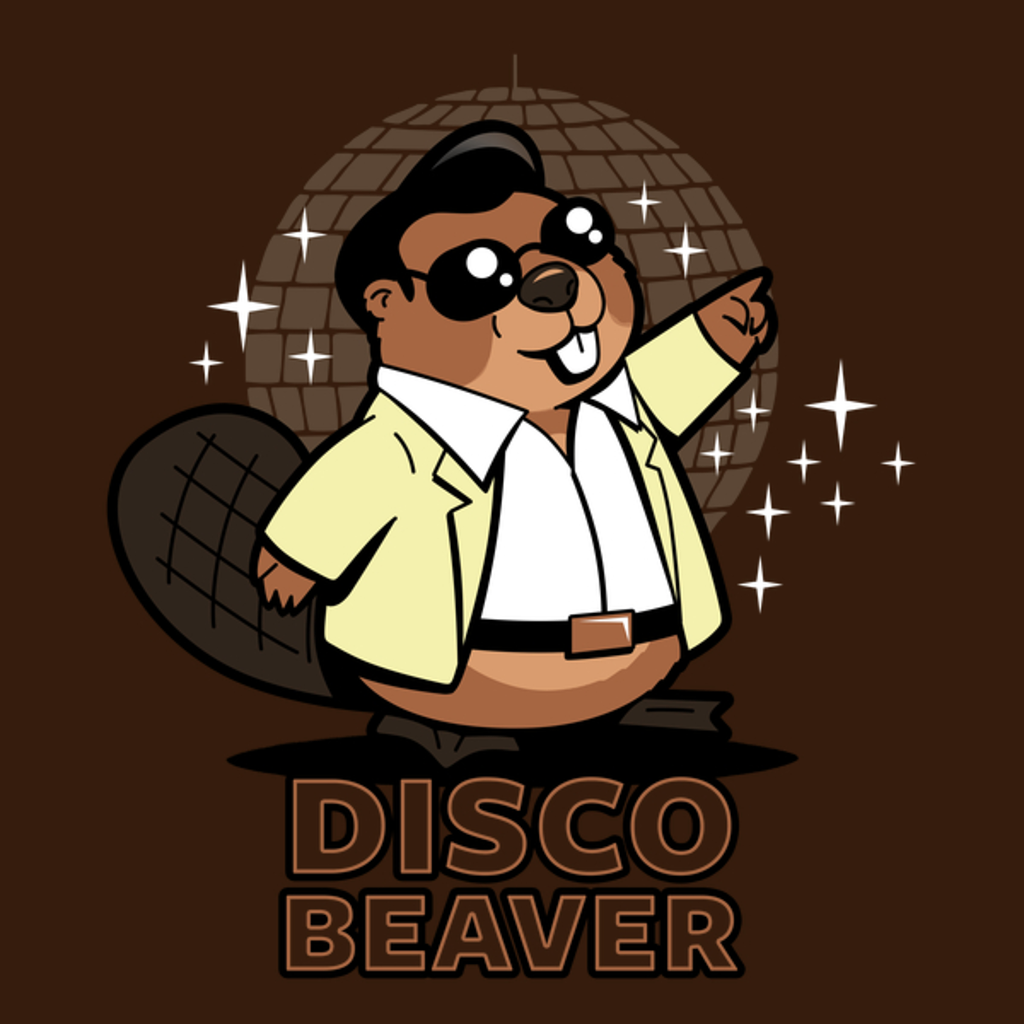 NeatoShop: Disco Beaver