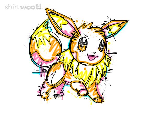 Woot!: Eevee Pop