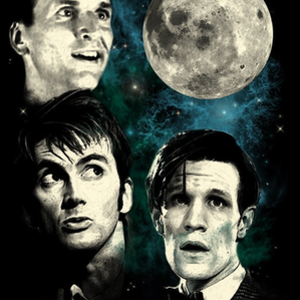 Once Upon a Tee: Three Doctor Moon