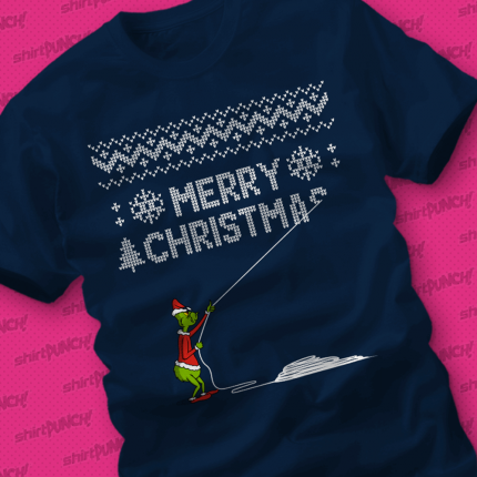 ShirtPunch: Stealing Christmas