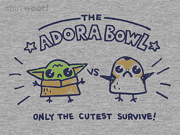 Woot!: The Adorable Bowl