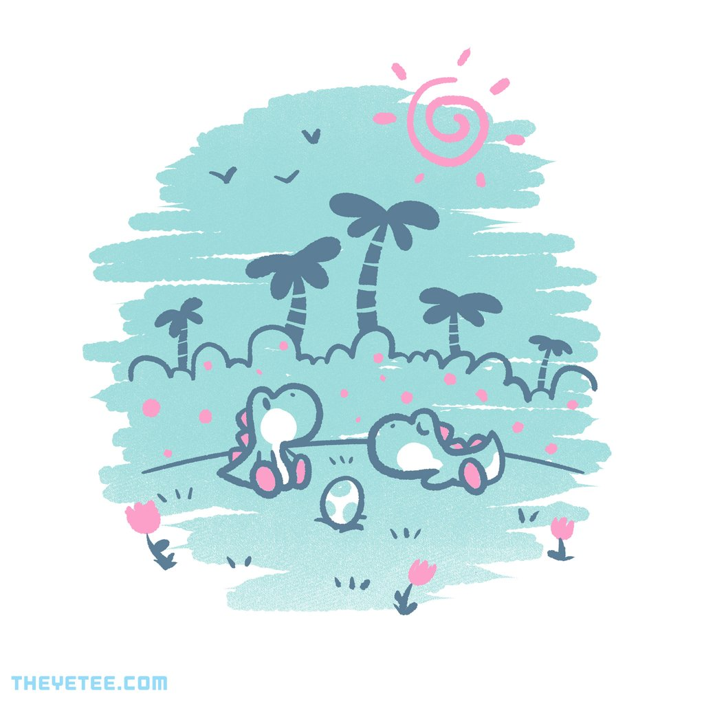 The Yetee: Dino Cuties