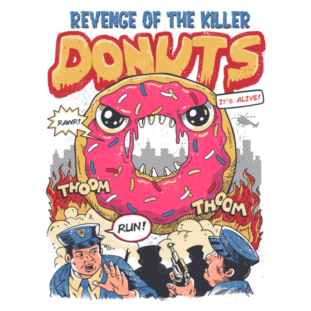 NeatoShop: Revenge of the Killer Donuts