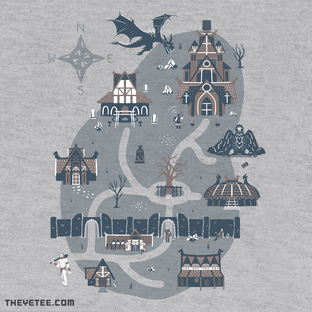 The Yetee: Hill of the Dragons