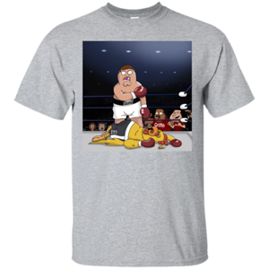 Pop-Up Tee: Peter vs Giant Chicken