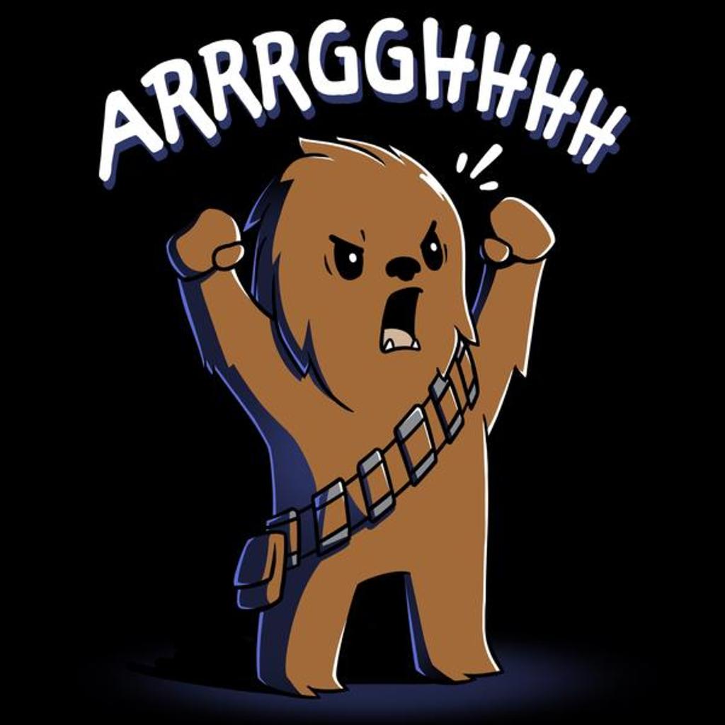 TeeTurtle: Wookiee Roar