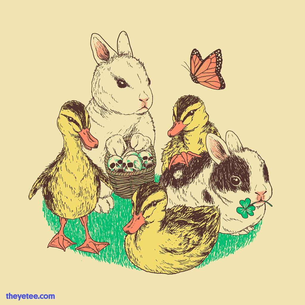 The Yetee: Bunnies and Duckies