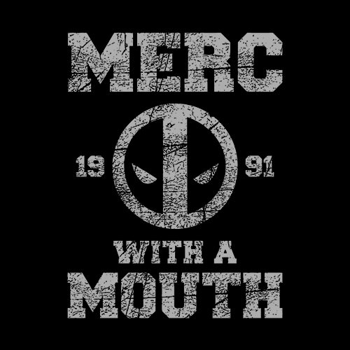 Five Finger Tees: Merc With A Mouth