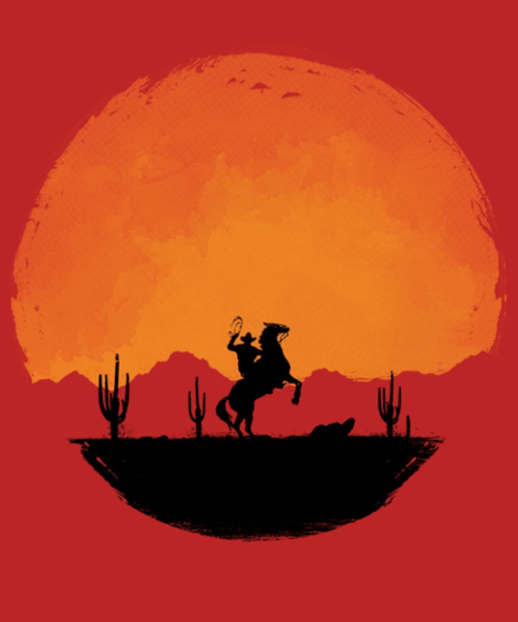 Qwertee: Western Redemption